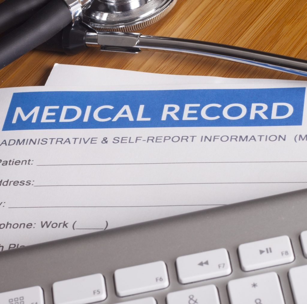 Access your medical record using Patient Access